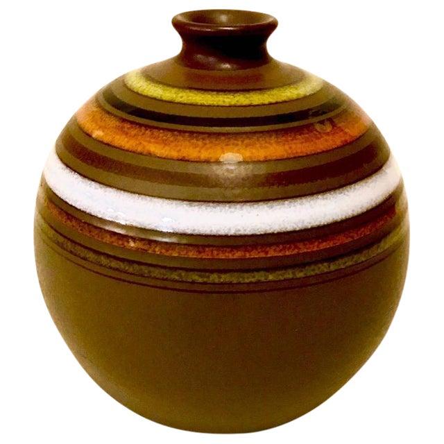 Alvino Bagni Mid-Century Italian Vase - Image 1 of 9
