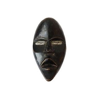 African Old Dan Initiation Mask