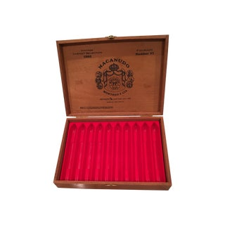 Macanudo Cigar Box