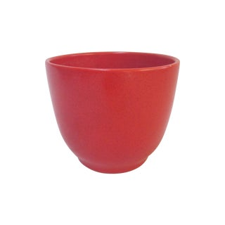 Red Gainey Architectural Pottery Planter