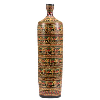 Rug & Relic Hitit Ceramic Bottle