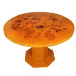Image of Lacquered Dining Table by Muriel De Kersaintg