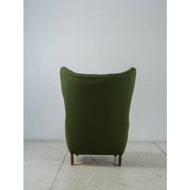 Mogens Lassen Style Lounge Chair, Denmark, 1940s - Image 5 of 10