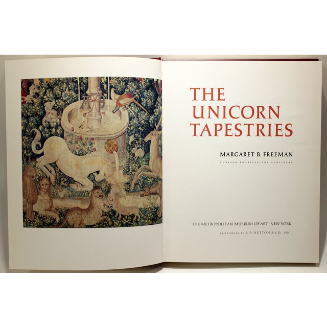 The Unicorn Tapestries, First Edition - Image 3 of 8