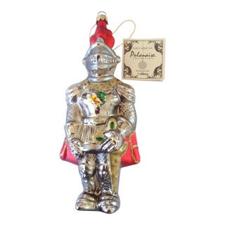 Polonaise Knight in Armor Ornament