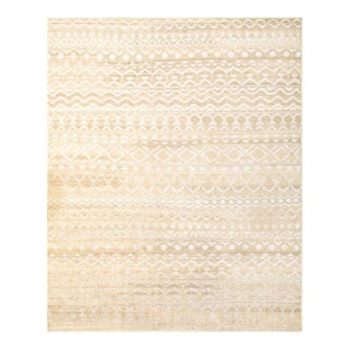 Pasargad N Y Modern Hand-Knotted Rug - 8' X 10'