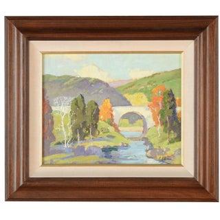 Oak Creek Bridge by Richard Rackus