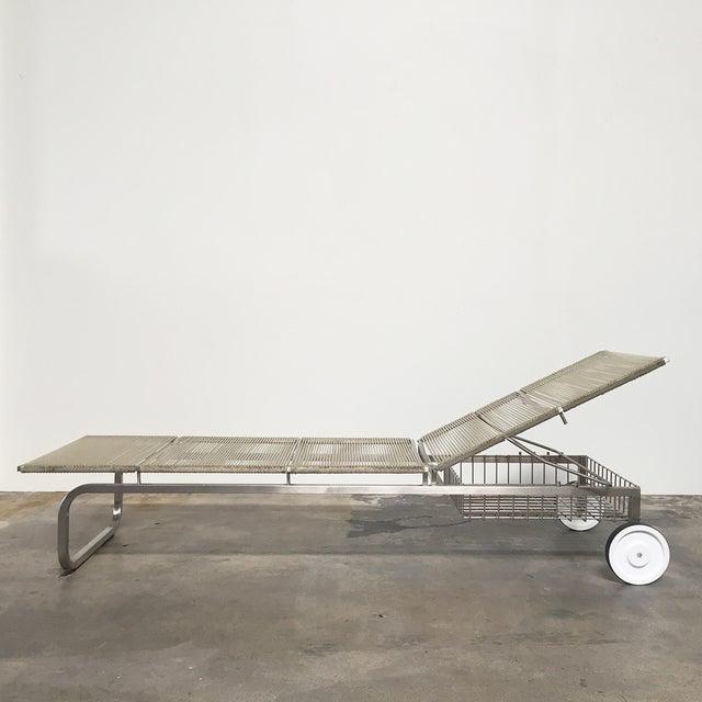 Coro Italia Outdoor Chaise Lounge - Image 4 of 6