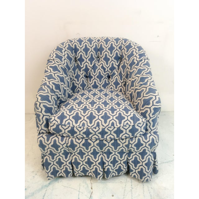 Image of Baker Furniture Club Chair