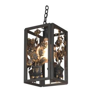 Mid-Century Chinois Lantern