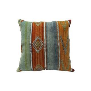 "Vintage Kilim Pillow Cover II - 20"" X 20"""