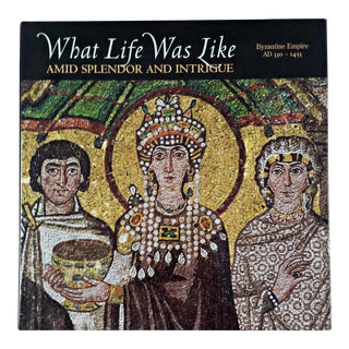 """""""What Life Was Like Amid Splendor and Intrigue"""" Coffee Table Book"""