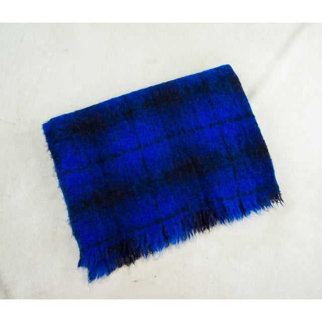 Handmade Mohair Throw by Avoca Handweavers - Image 3 of 9
