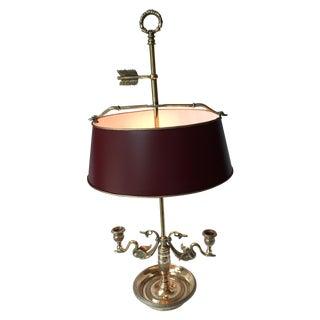 Empire Style Bouillotte Lamp