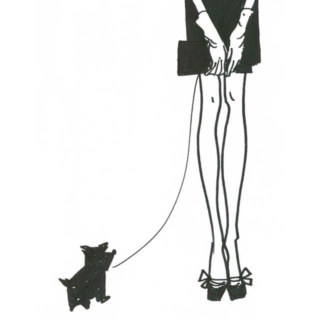 "Daniela Kamiliotis ""Maddison"" Fashion Print - Image 3 of 3"