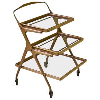 Bar Cart by Cesare Lacca for Cassina