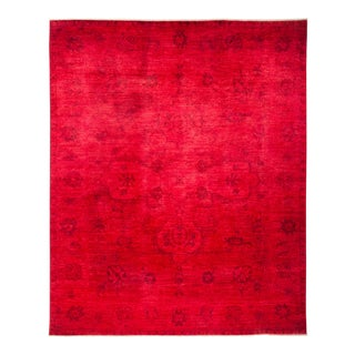"""Vibrance Hand Knotted Area Rug - 8' 0"""" X 9' 10"""""""