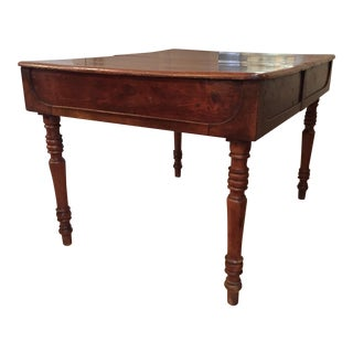 19th Century Rustic Tuscan Farm Table