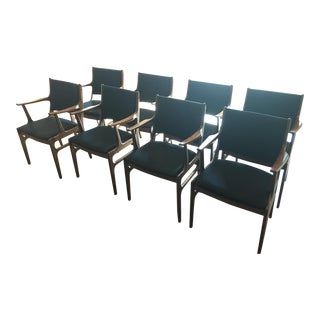 Four Hands Bina Arm Dining Chairs - Set of 8
