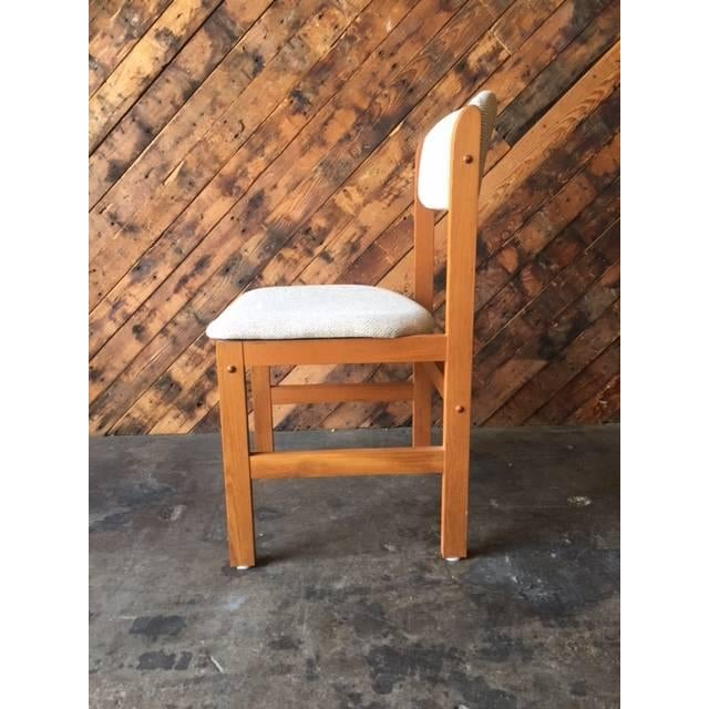 Vintage Danish Style Teak Dining Chair - Image 4 of 5