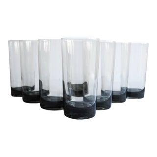 Mid-Century Highball Glasses - Set of 8