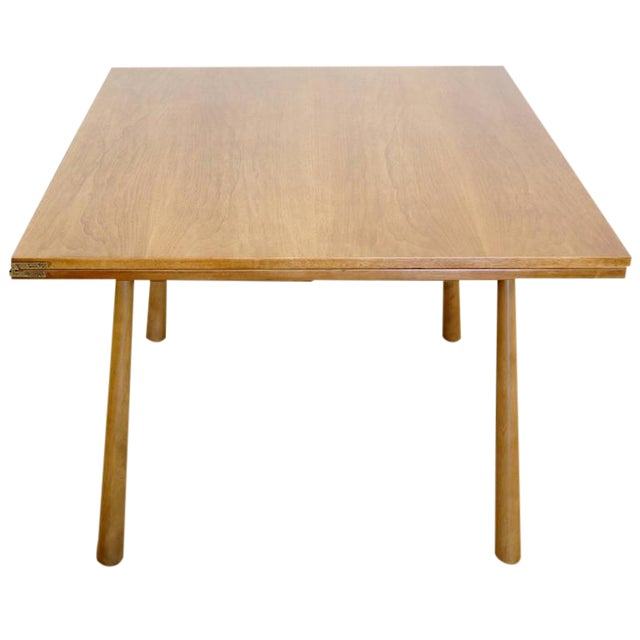 Terence Harold Robsjohn-Gibbings Fliptop Table - Image 1 of 8