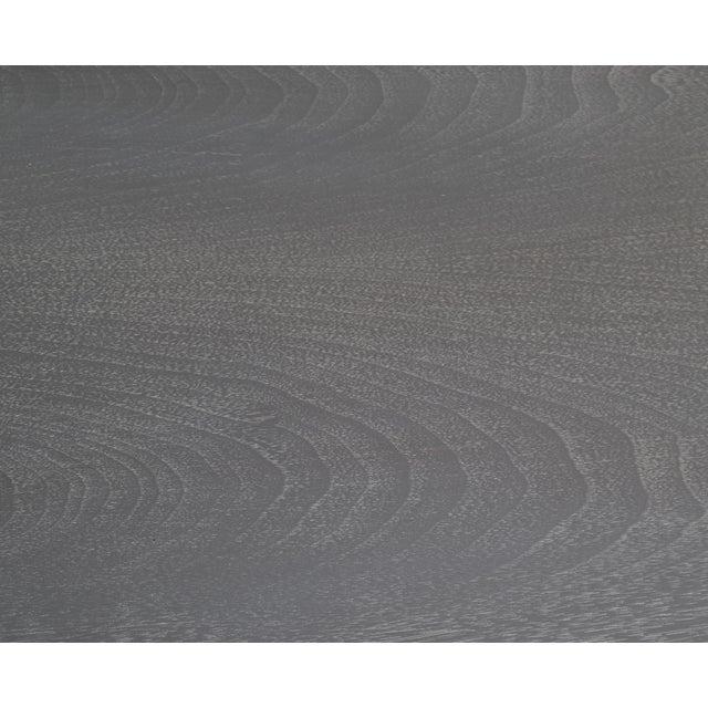 Century Furniture of Distinction Gray Finish Credenza - Image 6 of 7