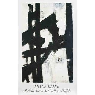 1980 New York, Ny Franz Kline Poster