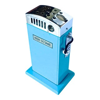 Vintage Gas Pump High Octane Cigarette Lighter