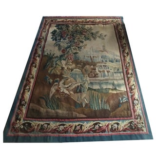 Early 19th Century Antique Tapestry