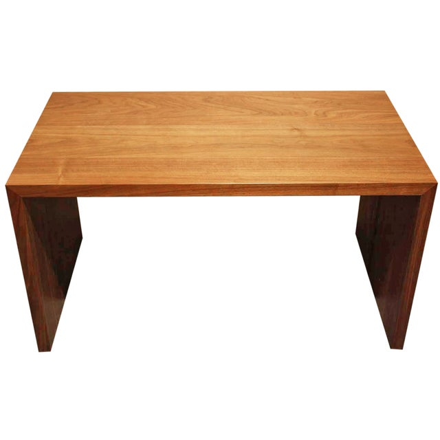 Vioski Solid Walnut Hand Crafted Coffee Table - Image 1 of 5