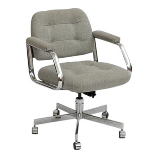 Steelcase Office Chair on Wheels
