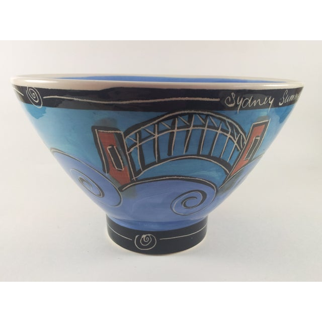 Australian Art Pottery Bowl, Made in Sydney - Image 3 of 6