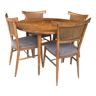Paul McCobb Perimeter Group Dining Set for Winchendon