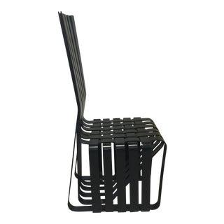 Frank Gehry Dark Green Bentwood Chair