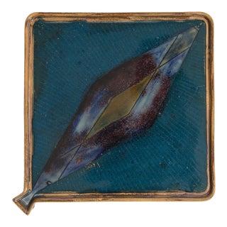 Ceramic 1950's Platter