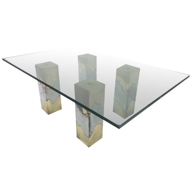 Curtis Jere for Pace Coffee Table - Image 1 of 7
