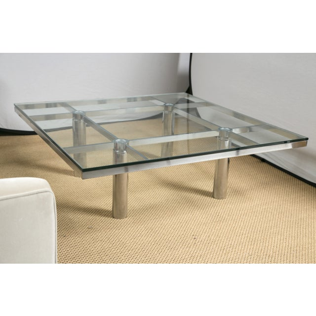 Image of Andre Coffee Table by Tobia Scarpa