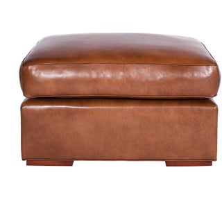 Michael S. Smith Dalton Ottoman