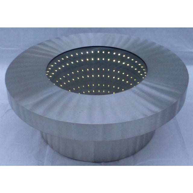 The Nova Infinite Tunnel Coffee Table - Image 9 of 11