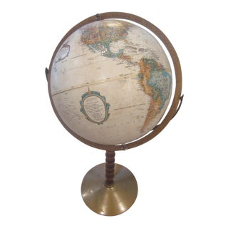 Replogle World Classic Stand Globe