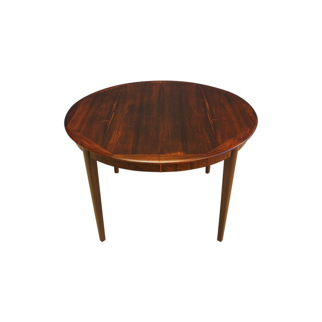 home tables dining tables danish rosewood dining table