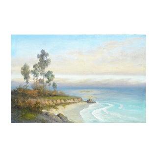 Mid-Century Carmel Coast and Eucalyptus