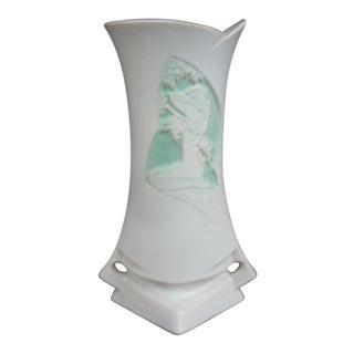Roseville Silhouette Vase