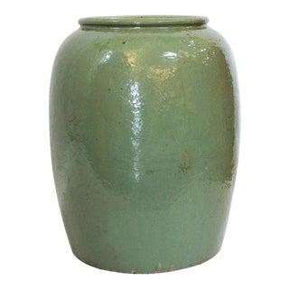 Sea Foam Ceramic Pot