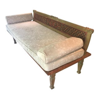 Indonesian Teak Daybed