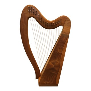 Vintage Stoney End Wee Bonnie Harp