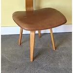 Image of Mid Century Thonet Bentwood Swivel Chair