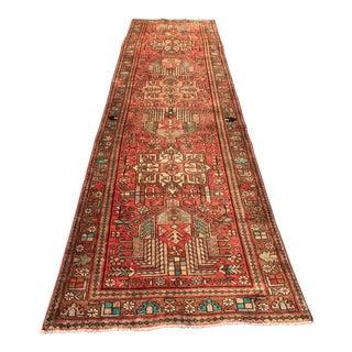 """Vintage Persian Karajeh Runner - 3'2"""" x 12'8"""""""
