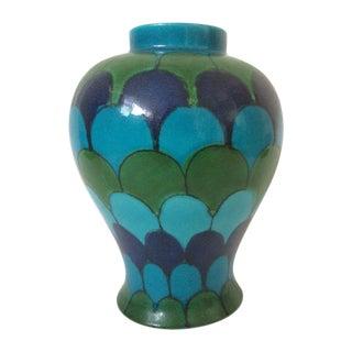 Mid-Century Large Rosenthal Netter Italian Vase
